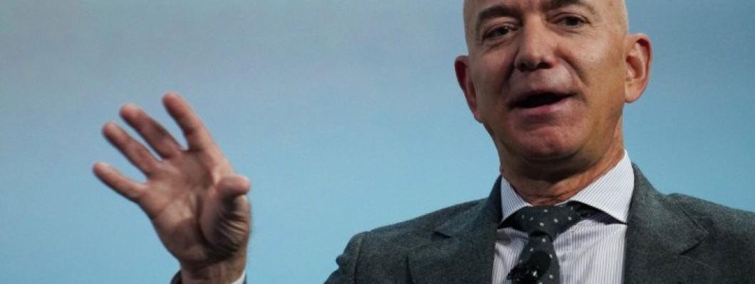 Защо Безос махна телевизорите от конферентните зали на Амазон