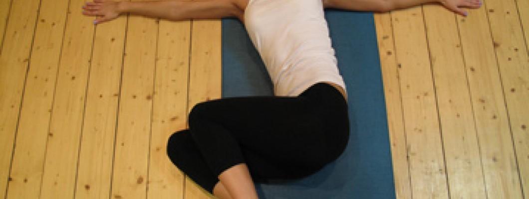 Упражнения на леглото (след събуждане)